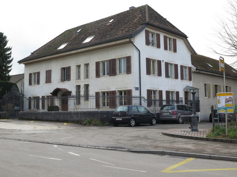 Relais de Porrentruy, Rue Thurmann 6, 2900 Porrentruy