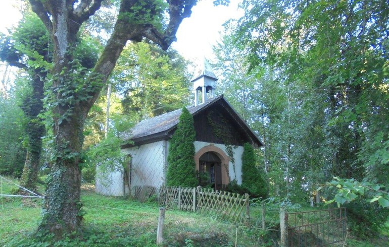 Chapelle de Courgenay