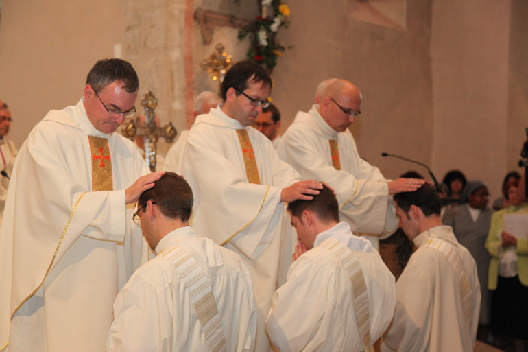 ordination 6