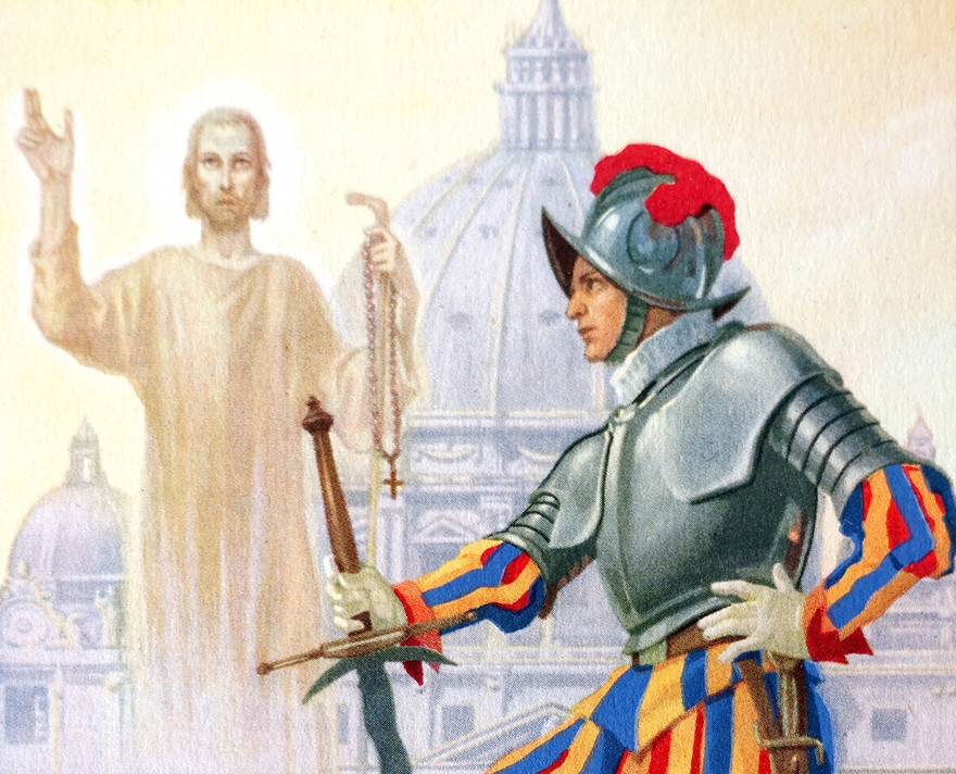Année jubilaire pour saint Nicolas de Flüe - Jura Pastoral